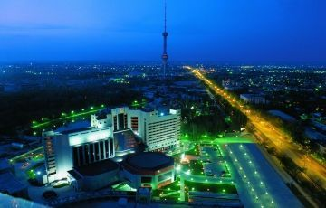 Mesmerizing Tashkent Tour