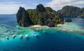 Philippines Sightseeing Tour With Hiking And Canyoning 10 Days