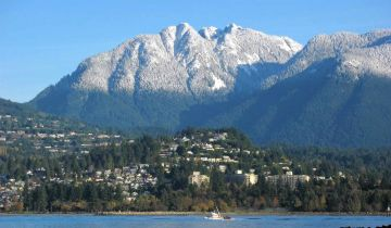 CANADIAN PACIFIC NORTHWEST - CANADA HOLIDAY PACKAGE CANADA - 4 NIGHTS / 5 DAYS