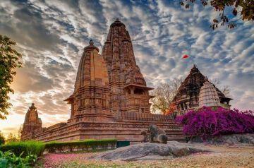 Visit the Khajuraho Temple