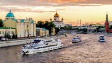 Kremlin Day At Russia