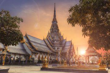 Short Trip to Thailand