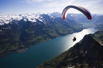 Paragliding  Activities
