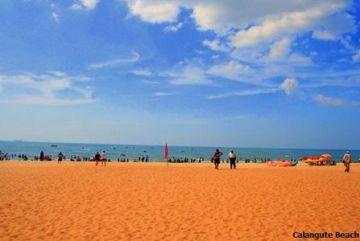 Zuri White Sands - Half Board Goa 3N