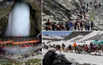 Amarnath Yatra booking  for July 21 2020