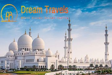 Dubai and Abu Dhabi 4N5D