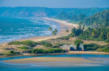 Goa Honeymoon Trip