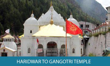 3 Nights & 4 Days Haridwar Gangotri Rishikesh Tour Package