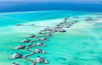 Maldives islands Honeymoon Package