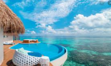 Maldives  Honeymoon trip
