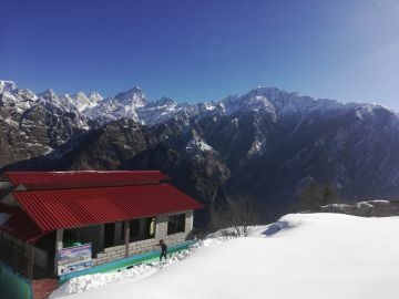 Stunning Auli Tour Package