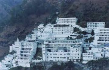 2 Nights Vaishno Devi Package With Helicopter