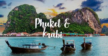 4 Night Phuket Krabi Package  With Extra 20% Discount