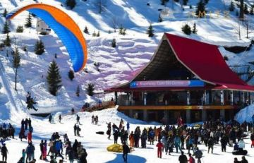 3 Night 4 Days Manali Tour by Private Car With Luxury Hotel