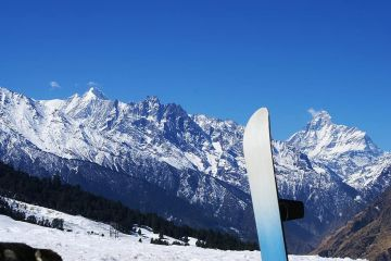 3 nights & 4 days Auli Skiing Package