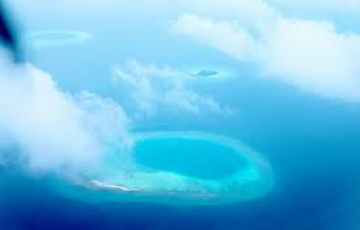 4 Night 5 days HoneyMoon Package in Maldives at Hotel - Sheraton Full Moon Resort and Spa Island Cottage or similar in Maldives