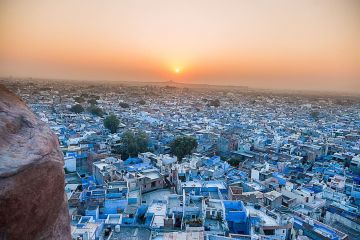 5 NIght and 6 Days  Memorable Honeymoon In Awesome Rajasthan
