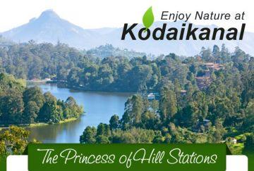 Madurai Kodaikanal Honeymoon Package