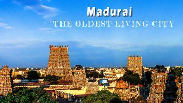 Madurai Rameshwaram Kanyakumari Package