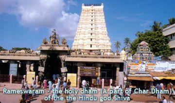 Madurai Rameswaram Kanyakumari Trivandrum
