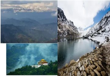 Exciting Sikkim Gangtok, Lachen and Pelling Tour Package