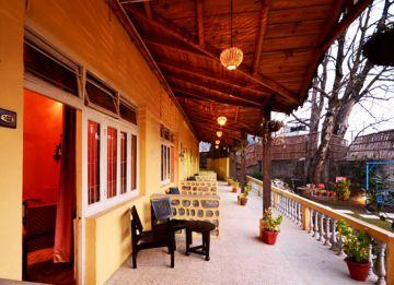 Nainital - The Pavilion
