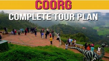 The Scotland of India  coorg 2n,03d