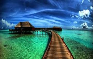 Maldives 4 Nights 5 Days Tour Package