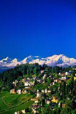 Gangtok , Nathula and Darjeeling