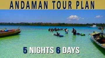 luxury package Andaman 05n, 06days Honeymoon special
