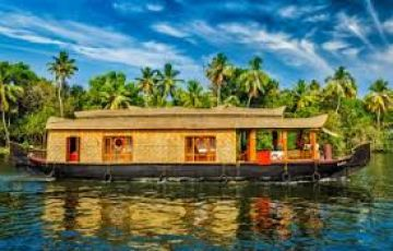 Alleppey With House Boat Holiday Package