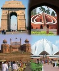 Delhi Agra Mathura Delhi