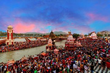Mussoorie Haridwar  Tour Packages 3 nights 4 days