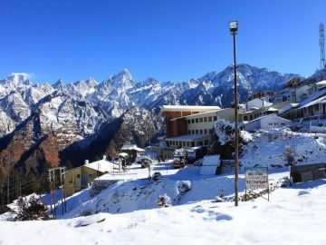Manali and Solang Valley Trip
