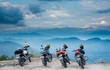 12 night 13 days tour package to Haridawr - Rishikesh - Mussoorie - Chopta - Auli - Kausani - Ranikhet - Almora - Nainital - Jim Corbett