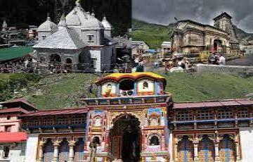 TeenDham Yatra  Gangotri Kedarnath & Badrinath 7 Nights 8 Days