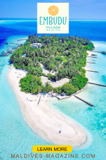 Maldives at Embudu Village Resort 4N/5D