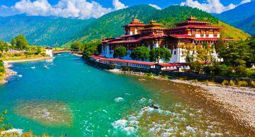 Bhutan Package Phutensholling, Thimpu, Paro