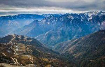 North East  Arunachal, Assam, Meghalaya