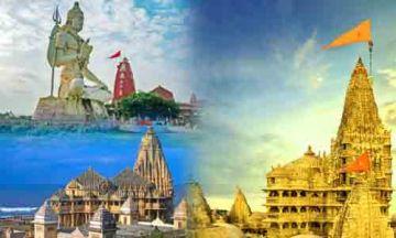 Gujarat Ahmedabad, Porbander, Dwarka, Somnath, Junagadh