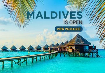 Maldives Honeymoon 4 Night 5 Days Package