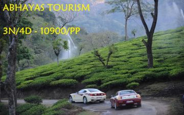 ECONOMICAL COORG 3 NIGHTS 4 DAYS