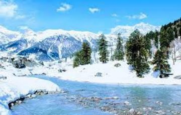 3N / 4D Kashmir  Trip for 04 PERSON.