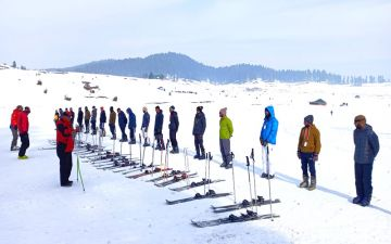 PACKAGE for 2 PERSONS  in Gulmarg