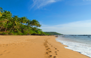 Blissful Beaches of Goa