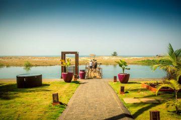 Riva Beach Resort North Goa