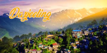 Gangtok, Kalimpong, Pelling, Darjeeling