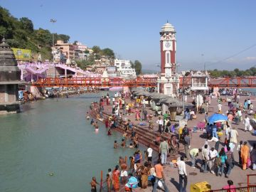 Haridwar with Mussorie 3N4D