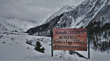 Chitkul adventure 2N-3D