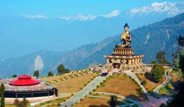 3N Gangtok 1N Lachung 2N Pelling 2N Darjeeling
